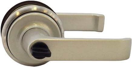 AGENT 取替用レバーハンドル 2スピンドル型 表示錠 LC-200