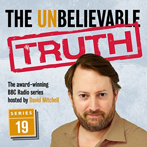 The Unbelievable Truth, Series 19 cover art