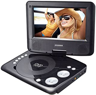 Sylvania SDVD7073 7in Portable DVD Player (Renewed)