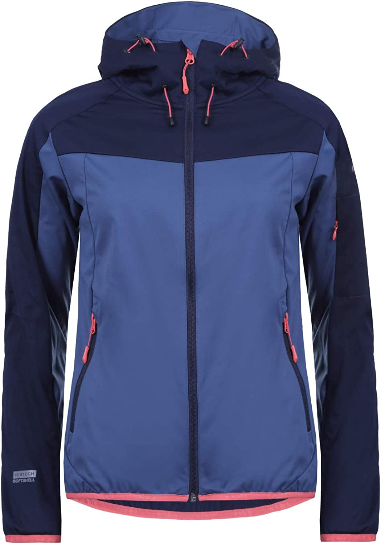 Icepeak Seana Jacket Women bluee 2019 winter jacket
