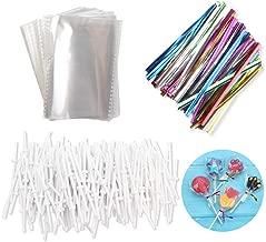 Best lollipop sticks plastic Reviews