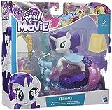 Hasbro My Little Pony C1829ES0 - Movie Unterwasser Rarity, Spielset