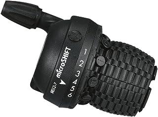 Microshift 49968 Mandos, Negro, Talla Única