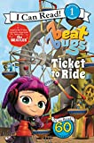 Beat Bugs: Ticket to Ride (I Can Read!, Level 1:  Beat Bugs)