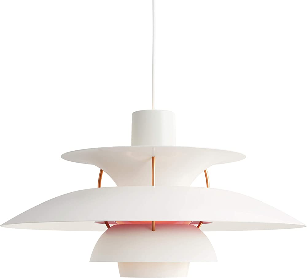 Ph 5, louis poulsen, lampada a sospensione progettata da poul henningsen 5741099867