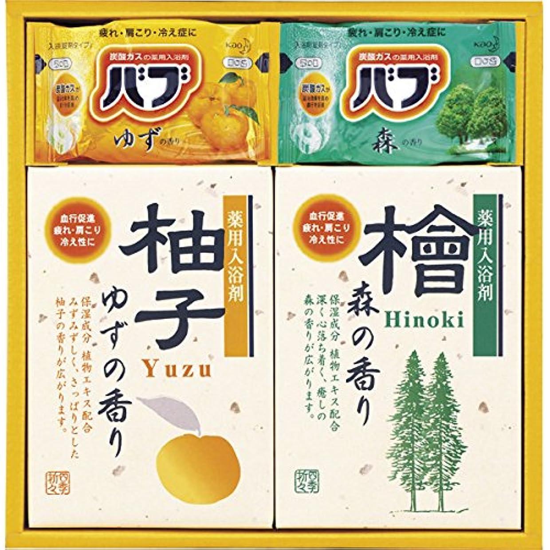 スプリットキャンペーンクリーム四季折々 薬用入浴剤セット SB-10 7163-014