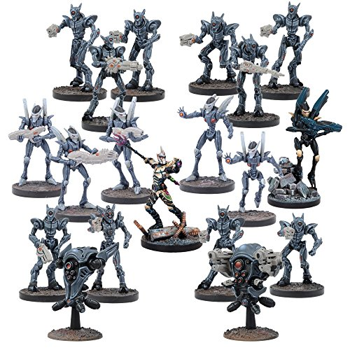 Mantic Games MGDZA110 2017 Re-Spec Asterian Faction Starterset