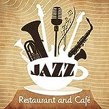 Jazz Restaurant and Café: Elegance Restaurant, Wine Tasting and Coffee Shop Background