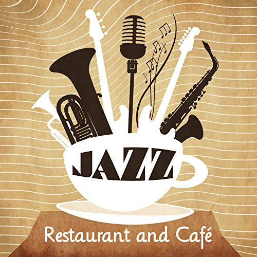 Jazz Restaurant and Café: Elegance Restaurant, Wine Tasting and Coffee Shop Background