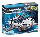 PLAYMOBIL Agentes Secretos- Racer (9252)