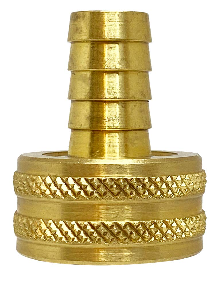 Max Super Special SALE held 62% OFF Anderson Metals - 07046-0812 Brass Garden Swivel Hose Fitting C