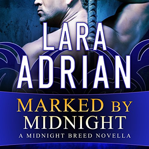 Marked by Midnight audiobook cover art
