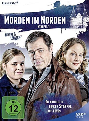 Morden im Norden - Staffel 1 (4 DVDs)