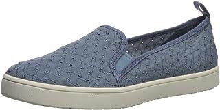 Koolaburra by UGG Girls' K Kellen Slip ON Sneaker, Blue Mirage, 5 Medium US Big Kid