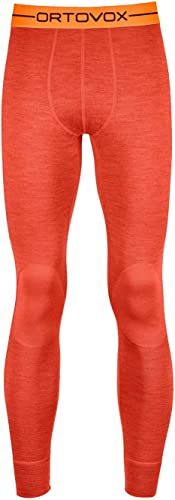 Ortovox 185Rock 'n' Wool m Pantalon Thermique, Homme