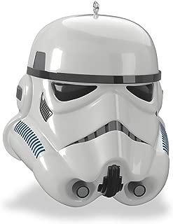 Hallmark Keepsake Star Wars Imperial Stormtrooper Helmet Ornament With Sound, 2.3-Inch by 2.5-Inch by 2.53-Inch