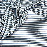 TOLKO 50cm Baumwollstoffe | T-Shirt- und Kleider Jersey als