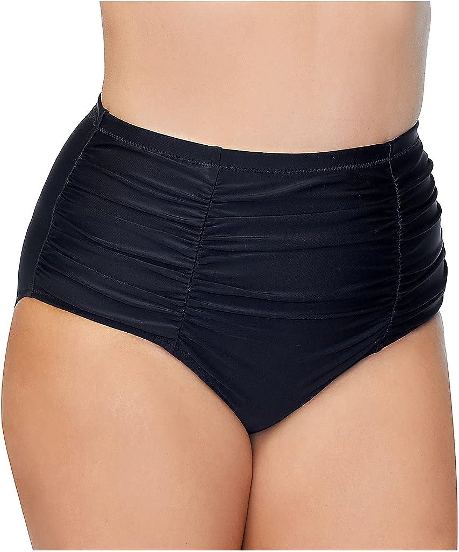 Raisins Curve Plus Size Alicante Costa High-Waist Bikini Bottom