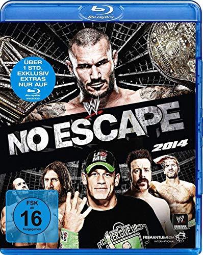 No Escape 2014 [Blu-ray]