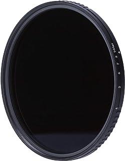 Rollei Variabler F:X Pro ND8 bis ND512 Rundfilter, aus Gorilla ® Glas mit 3 9 Blendenstufen Verdunkelung