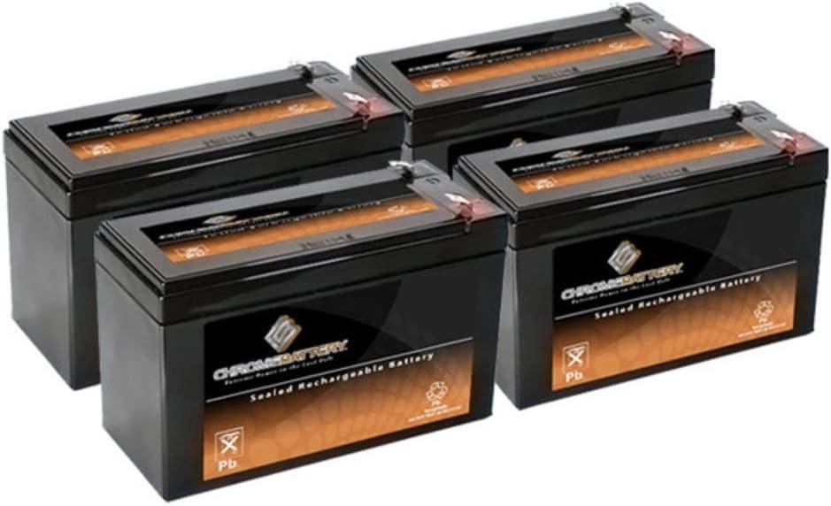 12V 9AH SLA Battery for Razor NEW before selling e225 Superlatite e200 e300 e200s e300s
