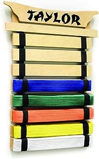 Best karate belt shelf Reviews