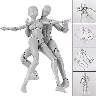 MAyouth Action Man Figur Modell 2.0 Körper Kun Puppe PVC Bo