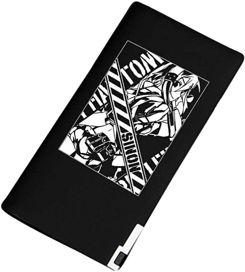 Gumstyle Sword Art Online Anime Artificial Leather Wallet Billfold Money Clip Bifold Card Holder 17