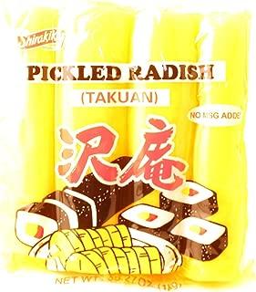 Takuan (Pickled Radish) - 35.2oz (Pack of 1)