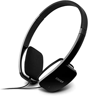 Edifier K680 Stylish Over-Ear Computer Headset - Perfect for Gaming and Music - Black