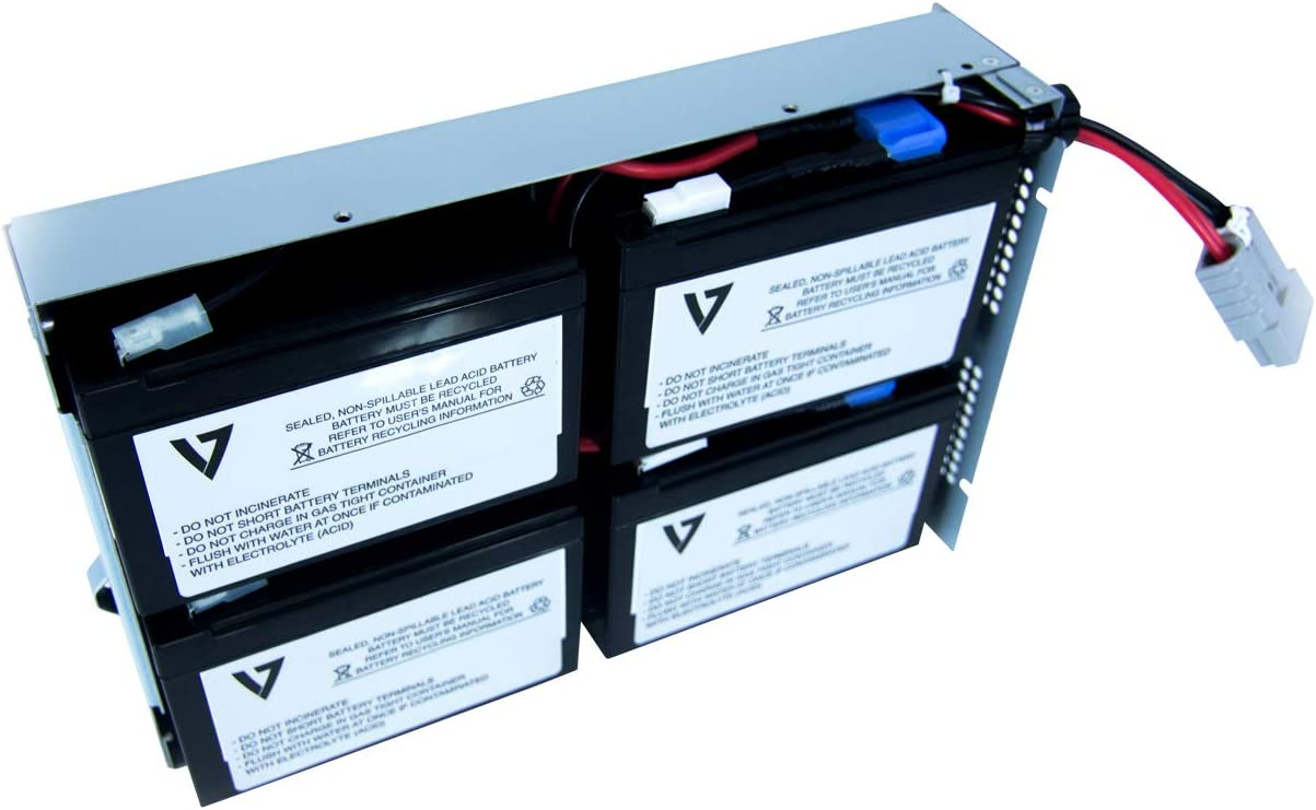 excellence V7 Rbc23 Battery Gorgeous for APC