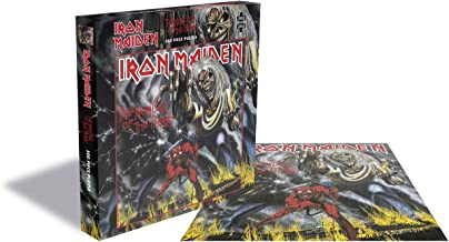 Iron Maiden The Number of The Beast 500 Piece Jigsaw Puzzle