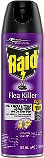 raid flea killer plus carpet