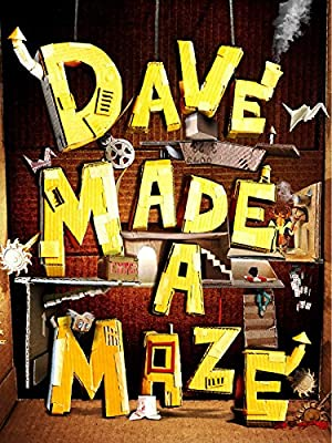 Dave Made A Maze from