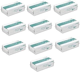 【まとめ買い】大王製紙 エルヴェール ペーパータオル エコドライ シングル 中判 200枚入×10パック