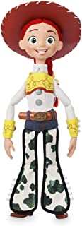 Disney Jessie Interactive Talking Action Figure - Toy Story - 15 Inch فيقر جيسي المتكلمة من ديزني حكاية لعبة