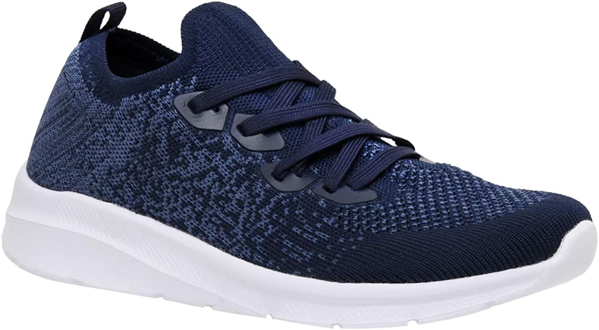 Fresno Mall CUSHIONAIRE Women's Dane Stretch Knit Fo +Memory Max 72% OFF up Sneaker lace