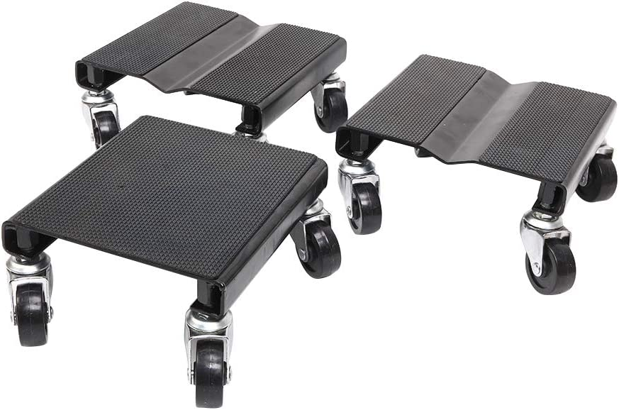 TRIL GEAR Price reduction 3 PC Snowmobile In a popularity Dolly Anti-Slip Snow Mobile Moving Set