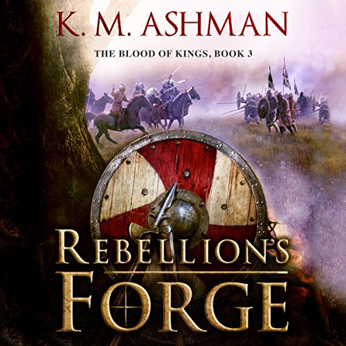 Rebellion's Forge audiobook cover art