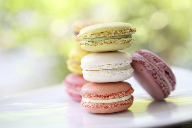 Credence Macarons color/és Fond de hotte
