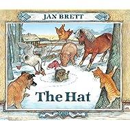 The Hat: Oversized Board Book by Jan Brett (2016-10-18)
