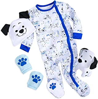 101 Dalmatians Gift Set for Baby - Blue Size Newborn