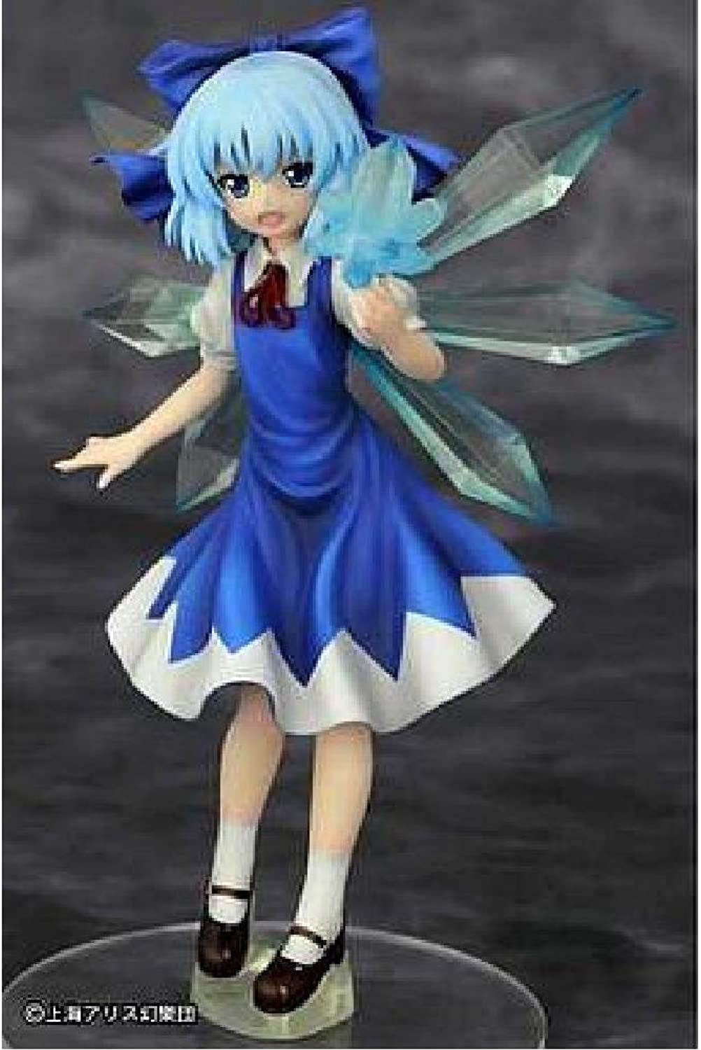 Ice accuracy of Cirno Touhou Project lake