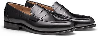 MORAL CODE The Brayson: Men's Premium Leather Penny Loafer Formal Dress Shoe