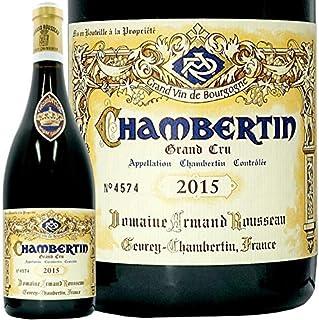 2015 シャンベルタン グラン クリュ アルマン ルソー 赤ワイン 辛口 750ml Armand Rousseau Chambertin Grand Cru