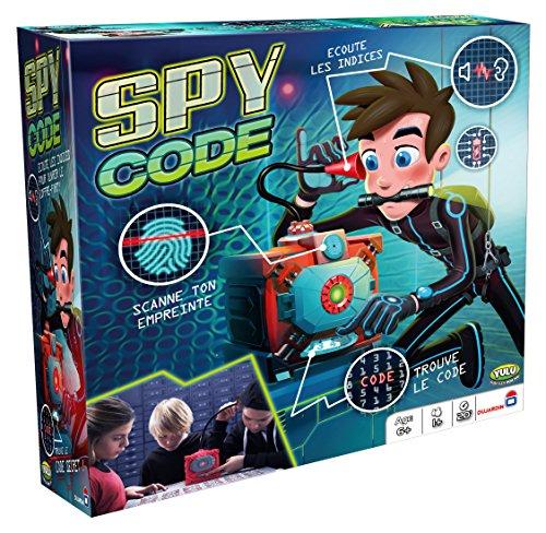 Dujardin Jeux - Spy Code
