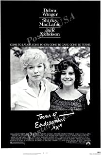 Posters USA Terms of Endearment Movie Poster GLOSSY FINISH - MOV245 (24