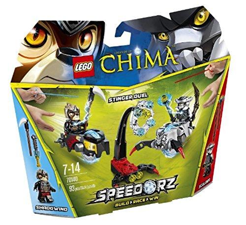 LEGO Chima 70140 - Duello al Veleno