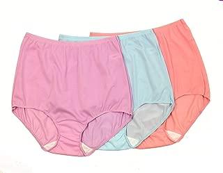 Shadowline Women's Panties Comfort Band Briefs (3 Pack)