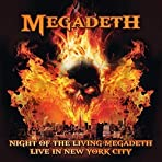 Night Of The Living Megadeth Live In New York CityNight Of The Living Megadeth Live In New York City